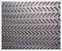 供应五角型冲孔网