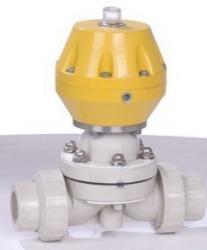 供应PPH双由令氣動隔膜閥、氣動隔膜閥、隔膜閥