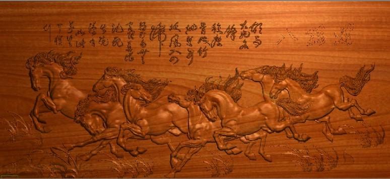 简易平面木雕图片大全