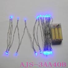 供应灯串电池盒LED灯串太阳能彩灯圣诞灯串装饰灯串