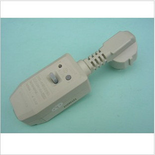 漏电保护插头价格漏电保护插头图片剩余电流保护器批发