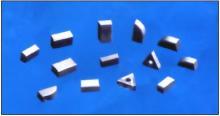 供应硬质合金刀片焊接刀头YT15