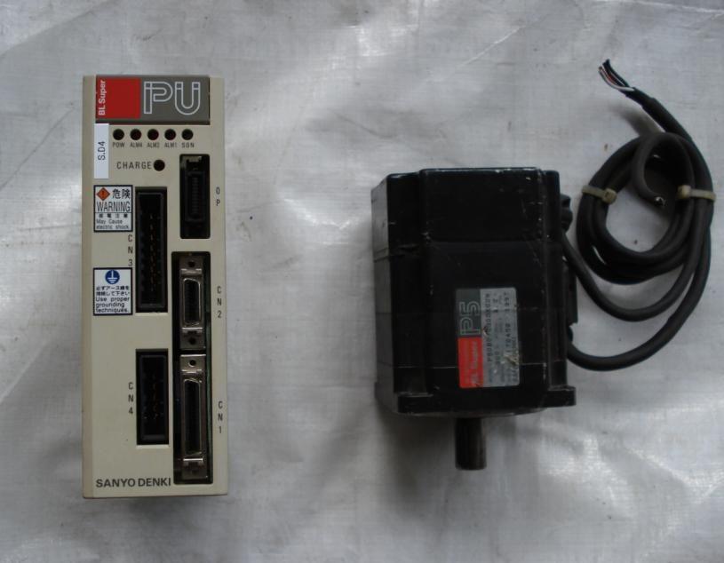 三洋编码器接线图