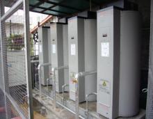 供应商用燃气热水器产品