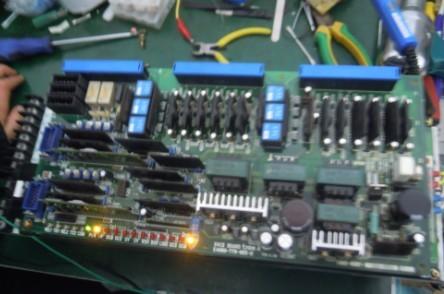供应电机驱动板维修