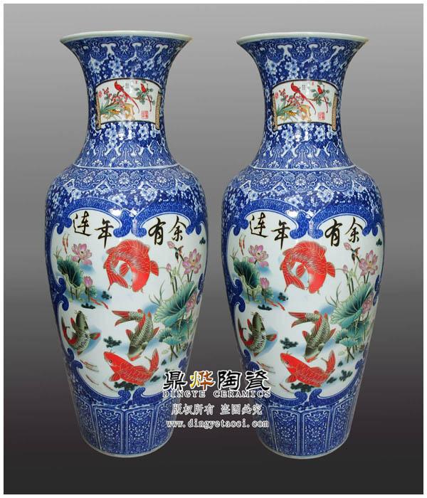 陶瓷花瓶图片 陶瓷花瓶样板图 陶瓷花瓶批发市场景德瓷器...