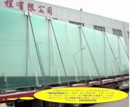 15毫米超长钢化玻璃生产厂家图片