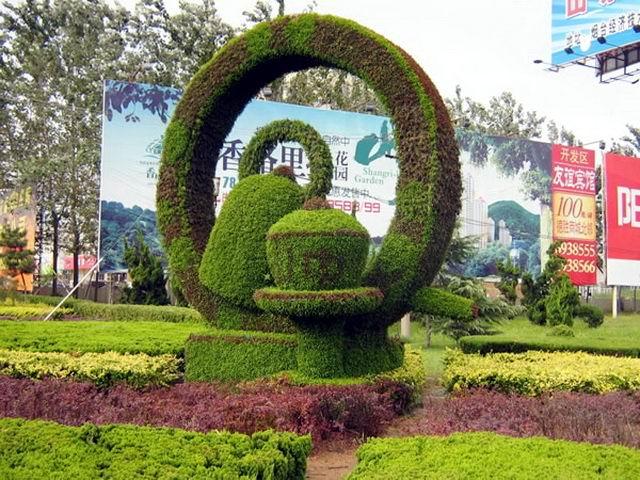 立体花坛,园林小品,菊花造型,菊花,屋顶绿化,连栋温室大棚建设,墙体