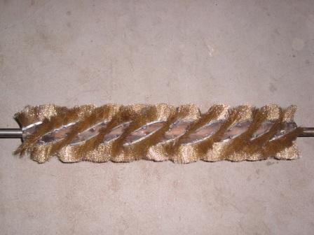 供应铜丝刷辊