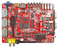 S5PV210开发板图片