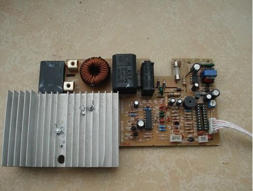 电磁炉控制电路