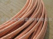电镀铜包钢绞线图片