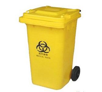 100l塑料医疗垃圾桶图片
