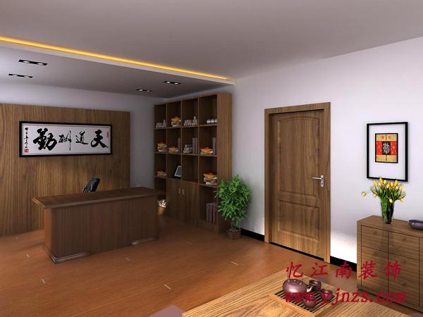 石家庄老板经理办公室装修设计图片/石家庄老板经理办公室装修设计样板图