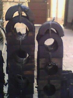 供应焊接管道木托