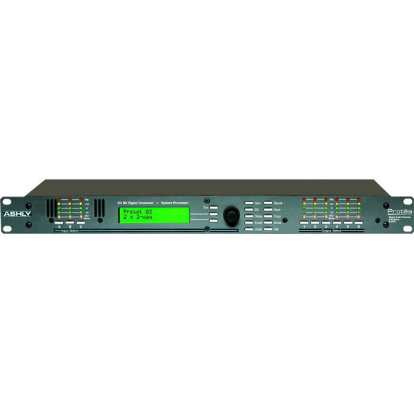 供应美国雅士尼处理器经销商ASHLY 3.6SP 数字音频处理器价格优惠批发