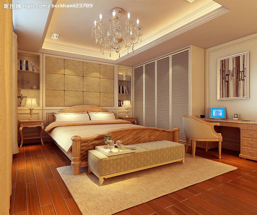 欧式床头背景墙||欧式软包床头背景墙||床头背景墙
