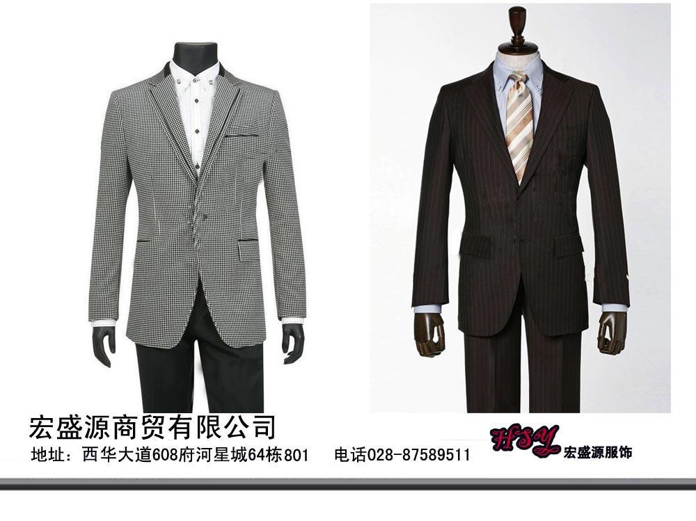男士西服图片|男士西服样板图|男士西服-四川省宏