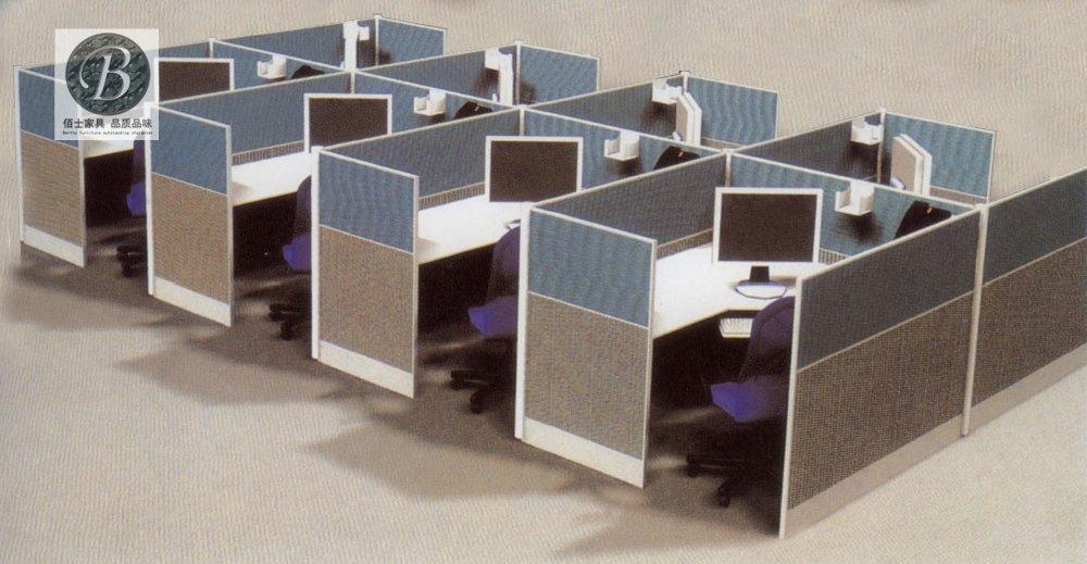 办公家具屏风卡位PF-5019图片/办公家具屏风卡位PF-5019样板图