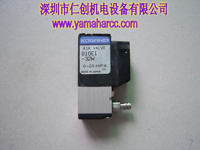 电磁阀图片 电磁阀样板图 A010E1 32W雅马哈电磁阀 深圳...