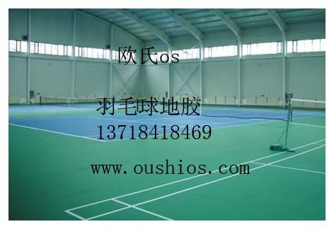 供应专业羽毛球地板