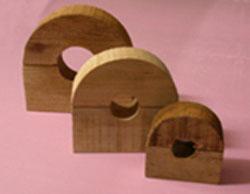 供应硬杂木空调木托