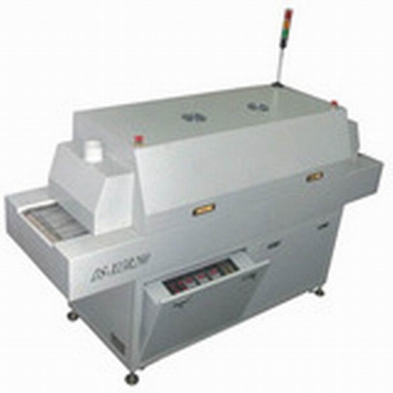 供应热风回流焊热风回焊炉波峰回流焊面板操作回流焊计算机控制回流焊图片