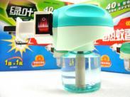 绿叶电热蚊香液驱蚊液图片