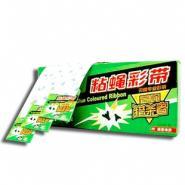 绿叶100正品强效粘蝇带图片