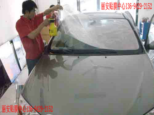 广州汽车贴膜多少钱汽车贴防爆膜报图片高清图片