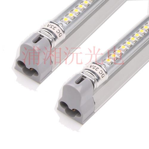 供应:外置电源t5led日光灯管-10w-60cm