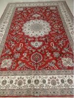 供应手工地毯/丝绸材质