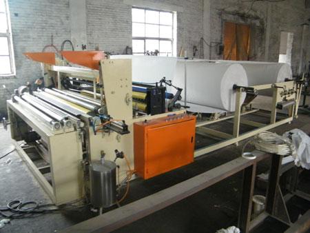 供应复卷机卫生纸复卷机纸品机械