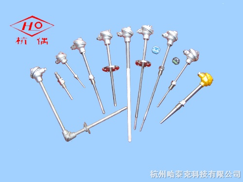 供应标准接线盒铠装热电阻