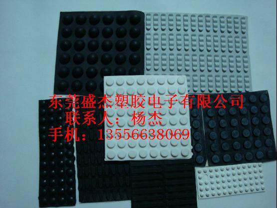 专业生产白色硅胶垫白色硅胶防滑垫自粘白色硅胶防滑垫