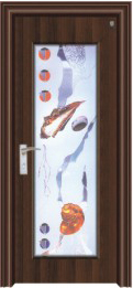 成都套装门图片/成都套装门样板图