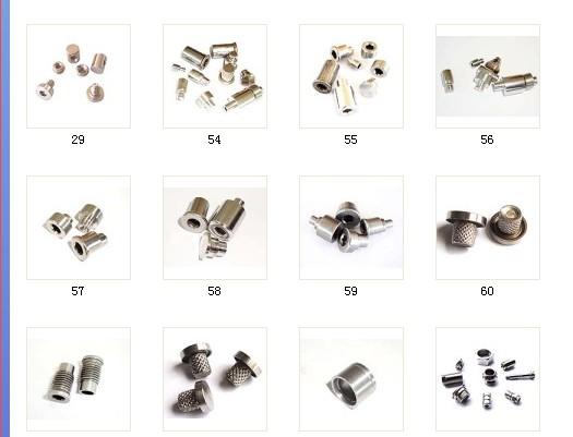 供应不锈钢铆钉不锈钢焊接螺帽电焊螺丝