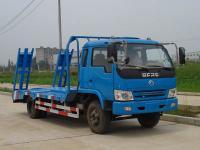 小型挖机运输车