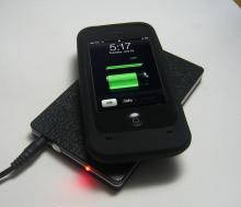 iphone无线充电器/无线充电方案/AK650