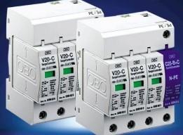 供应V20-C+NPE电源防雷器