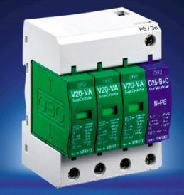 供应V20-VA零漏电电流电源防雷器