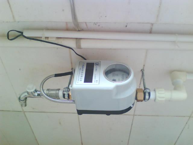 供应广州流量水控机ic卡水控机