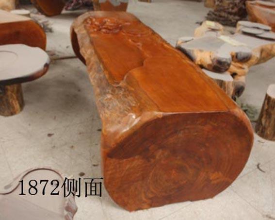 黄檀木整体雕龙茶桌图片|黄檀木整体雕龙茶桌样板图